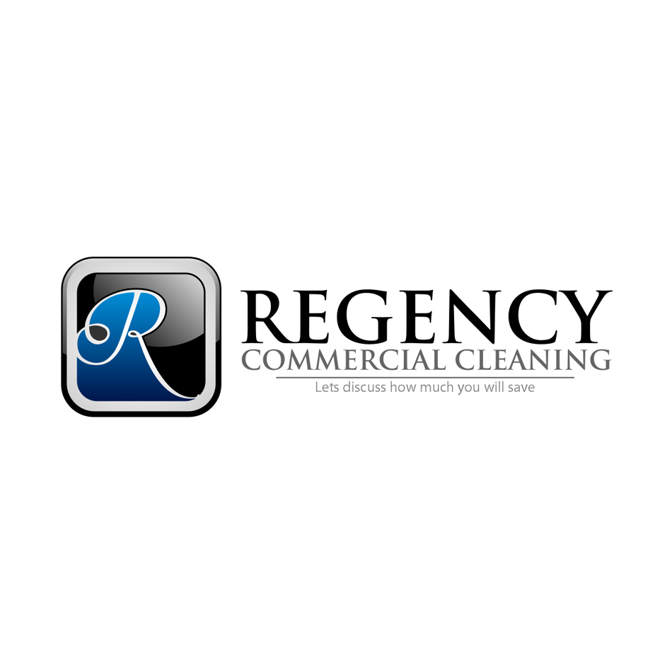 Logo Design by LukeConcept - Entry No. 160 in the Logo Design Contest Regency Commercial Cleaning.