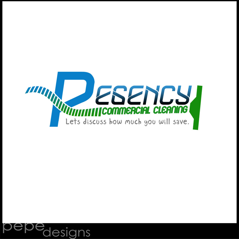 Logo Design by Joseph Lemuel Lacatan - Entry No. 162 in the Logo Design Contest Regency Commercial Cleaning.