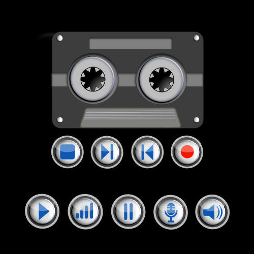 Button & Icon Design by Private User - Entry No. 51 in the Button & Icon Design Contest icons and button for android application.