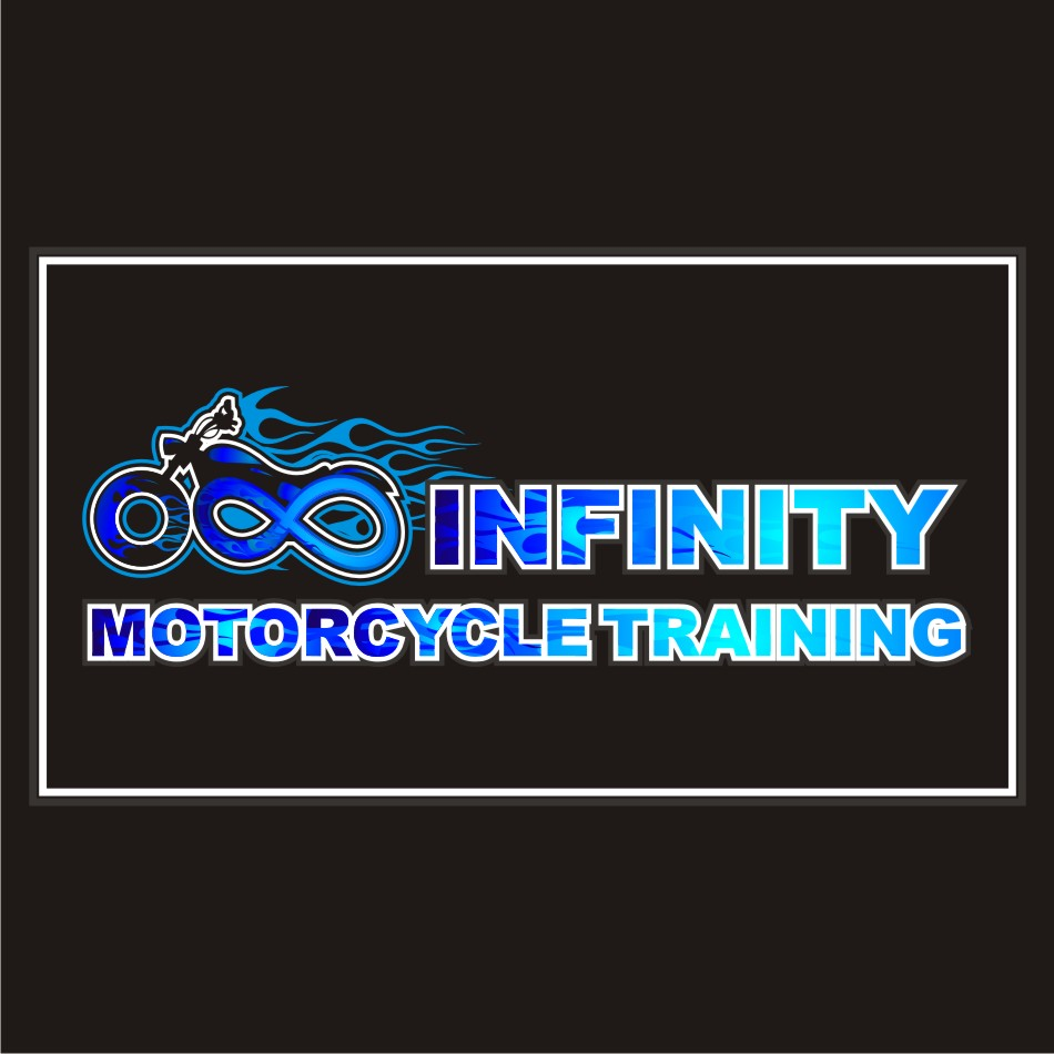 Logo Design by vector.five - Entry No. 47 in the Logo Design Contest INFINITY MOTORCYCLE TRAINING.