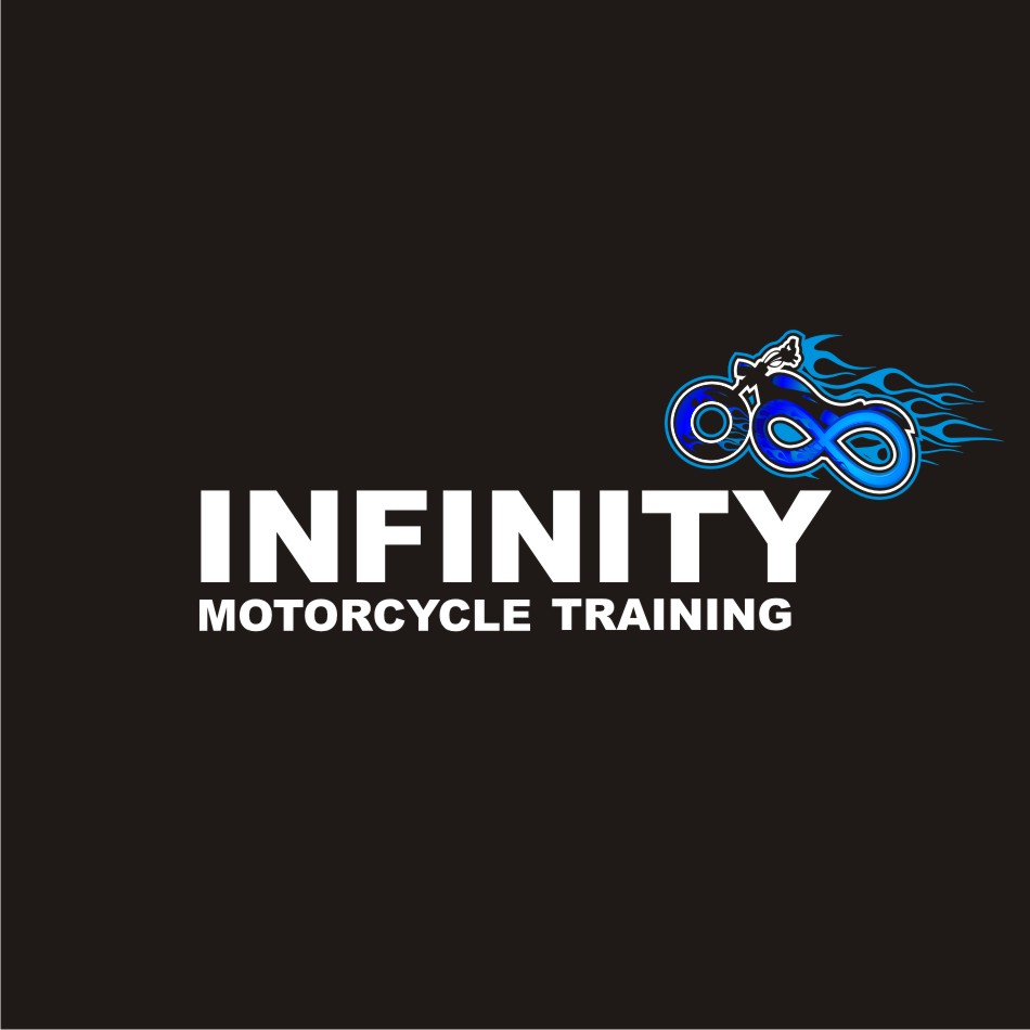 Logo Design by vector.five - Entry No. 52 in the Logo Design Contest INFINITY MOTORCYCLE TRAINING.