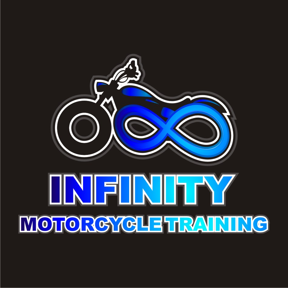 Logo Design by vector.five - Entry No. 53 in the Logo Design Contest INFINITY MOTORCYCLE TRAINING.