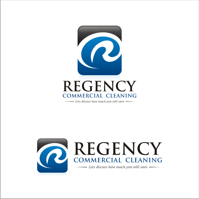 Logo Design by key - Entry No. 171 in the Logo Design Contest Regency Commercial Cleaning.