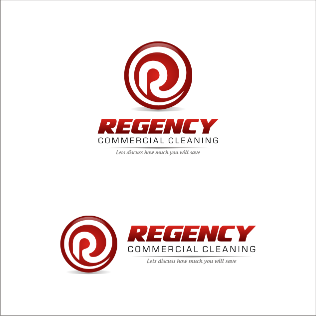 Logo Design by key - Entry No. 172 in the Logo Design Contest Regency Commercial Cleaning.