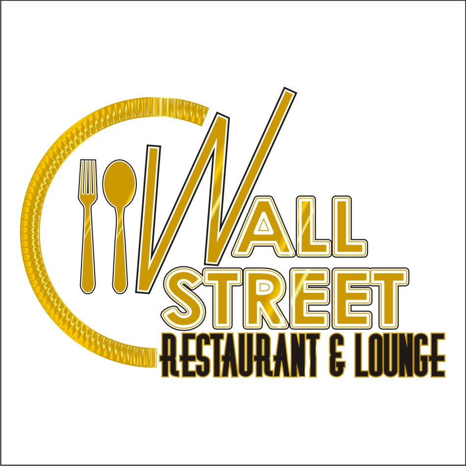 Logo Design by vector.five - Entry No. 49 in the Logo Design Contest Wallstreet Restaurant & Lounge.