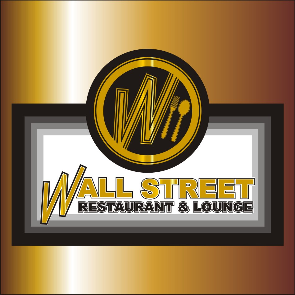 Logo Design by vector.five - Entry No. 53 in the Logo Design Contest Wallstreet Restaurant & Lounge.