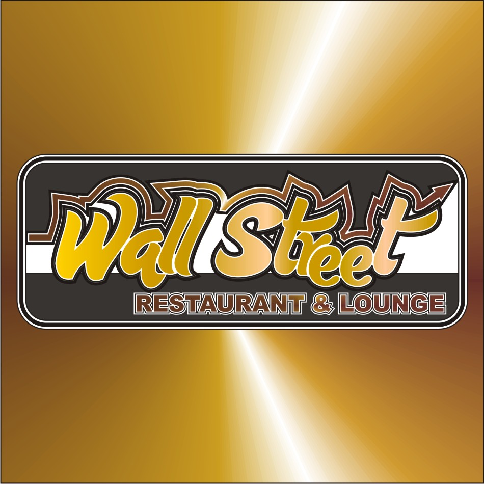 Logo Design by vector.five - Entry No. 56 in the Logo Design Contest Wallstreet Restaurant & Lounge.