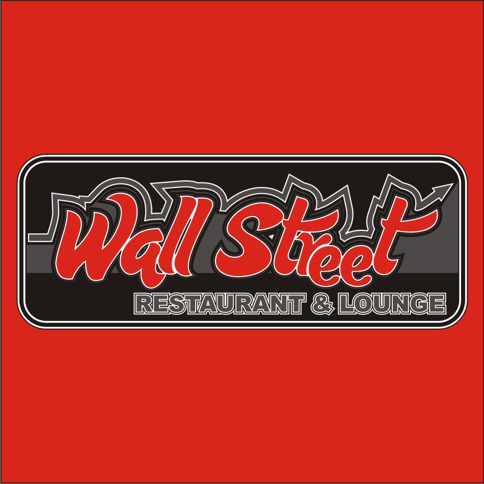 Logo Design by vector.five - Entry No. 57 in the Logo Design Contest Wallstreet Restaurant & Lounge.