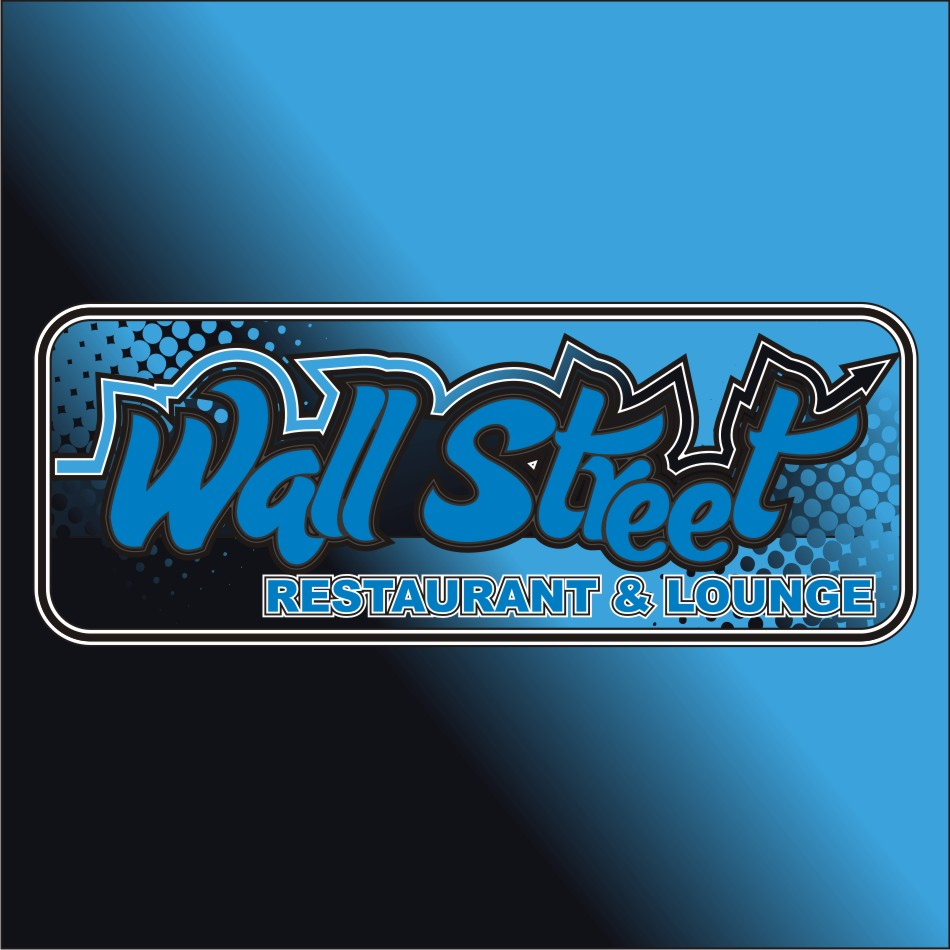 Logo Design by vector.five - Entry No. 58 in the Logo Design Contest Wallstreet Restaurant & Lounge.