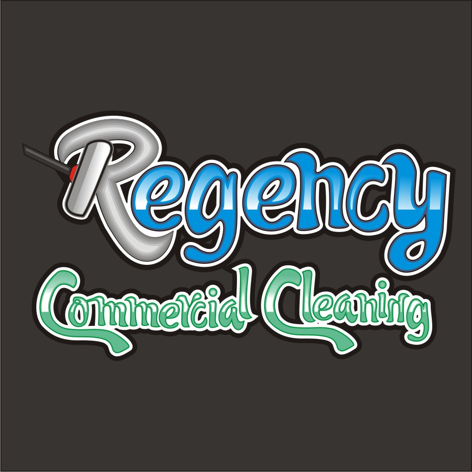 Logo Design by vector.five - Entry No. 181 in the Logo Design Contest Regency Commercial Cleaning.