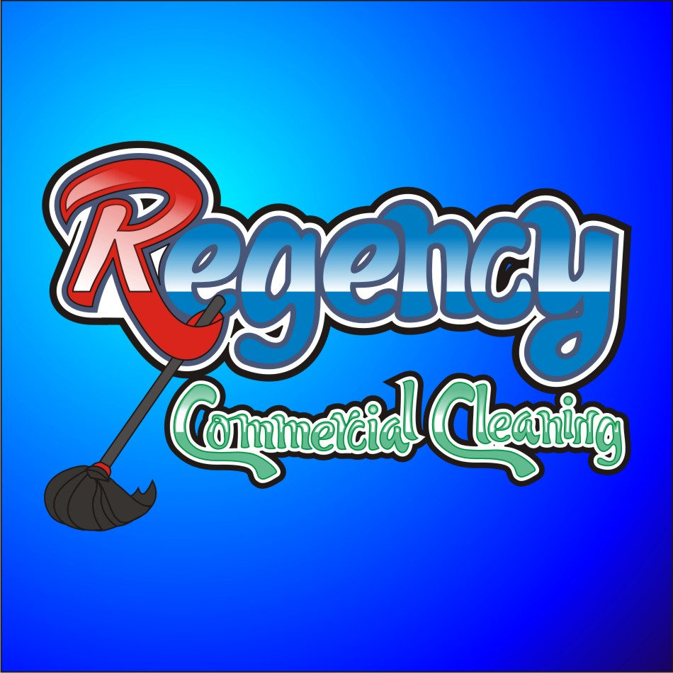 Logo Design by vector.five - Entry No. 182 in the Logo Design Contest Regency Commercial Cleaning.