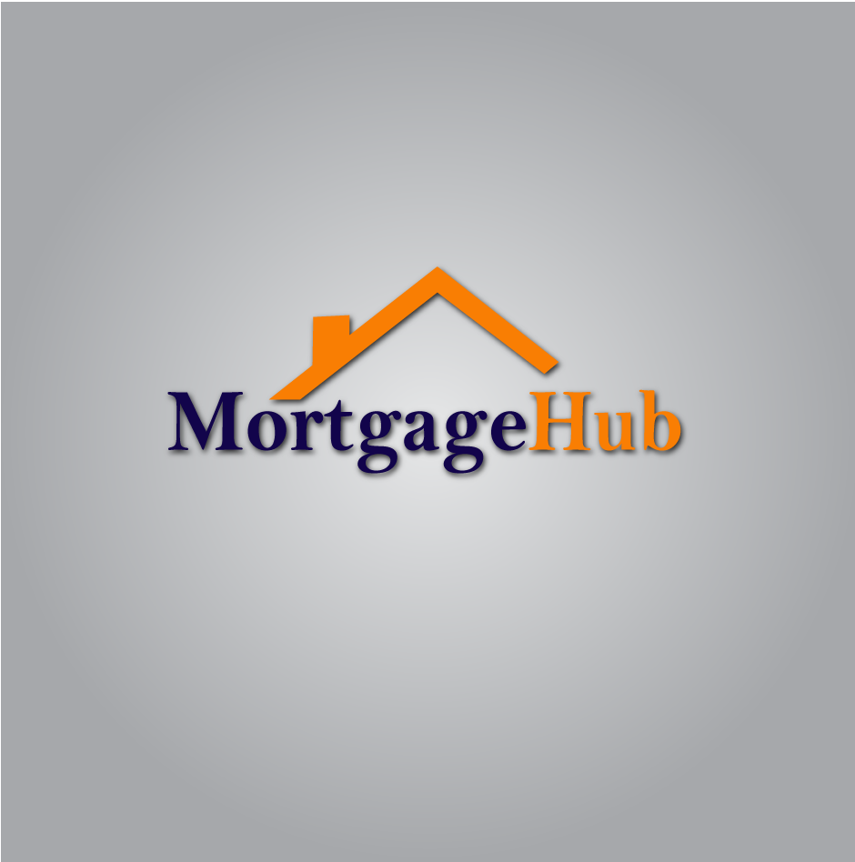 Logo Design by moonflower - Entry No. 2 in the Logo Design Contest The Mortgage Hub.