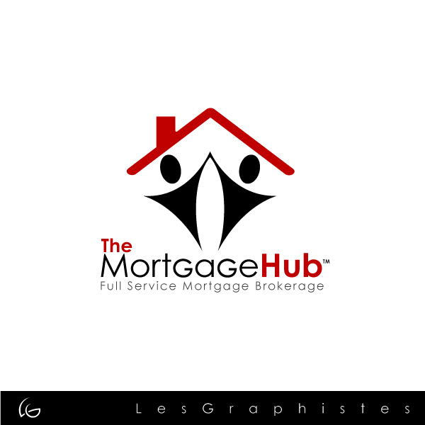 Logo Design by Les-Graphistes - Entry No. 7 in the Logo Design Contest The Mortgage Hub.
