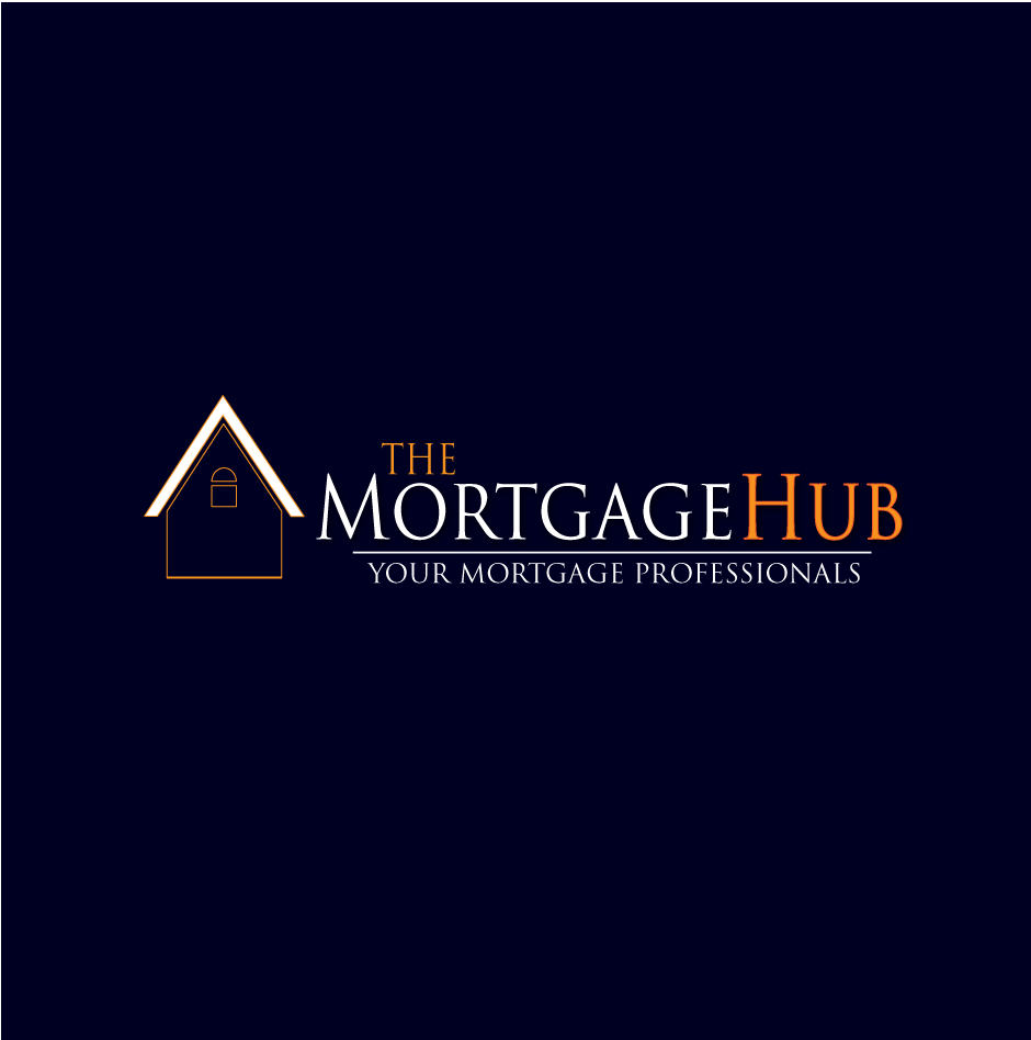 Logo Design by moonflower - Entry No. 24 in the Logo Design Contest The Mortgage Hub.