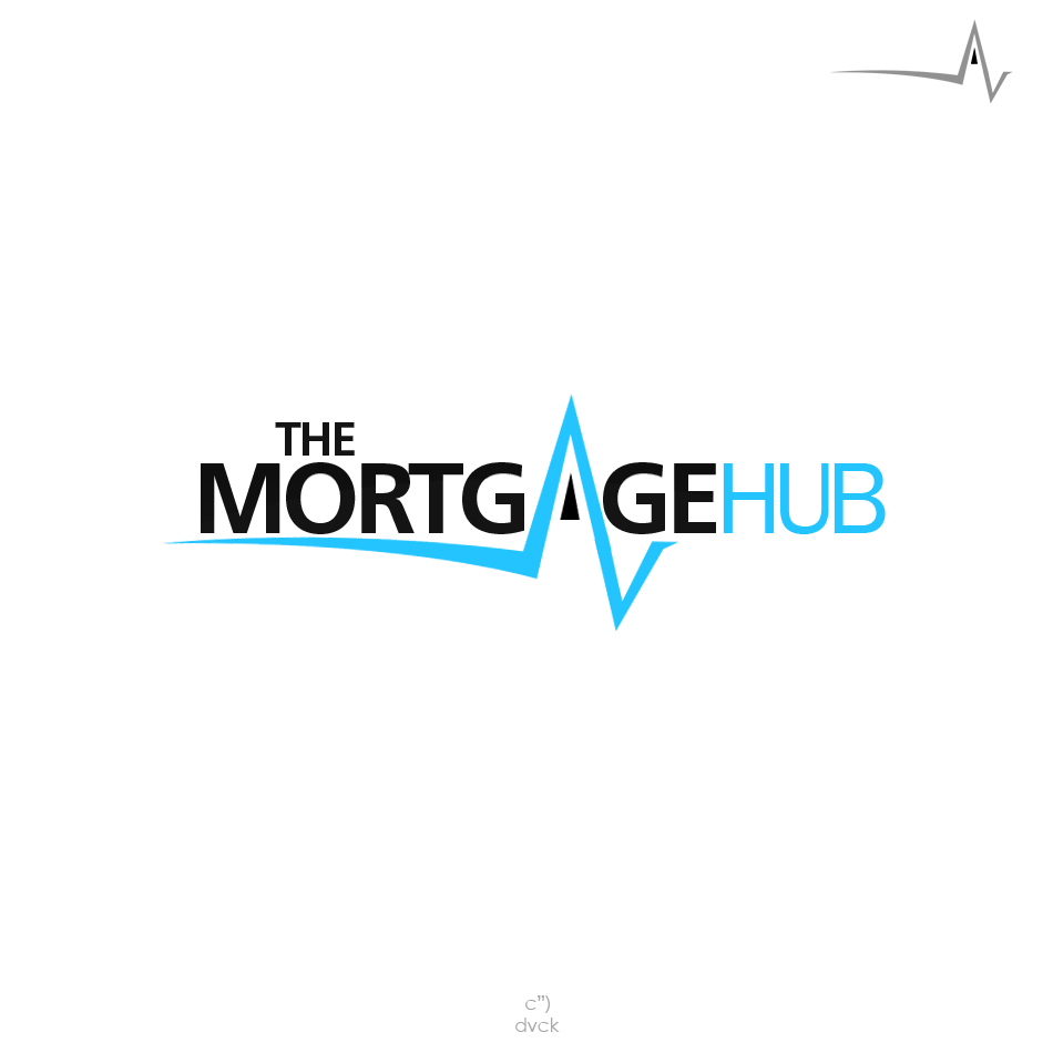 Logo Design by rockpinoy - Entry No. 33 in the Logo Design Contest The Mortgage Hub.