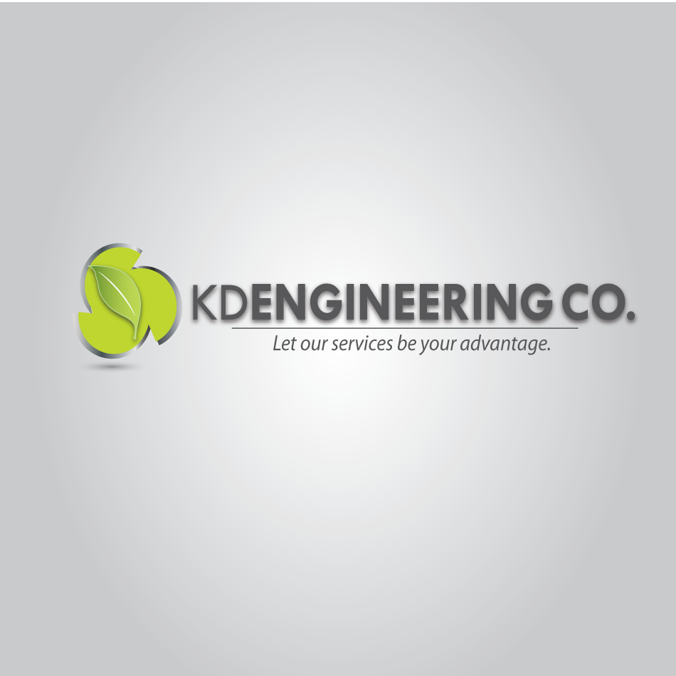 Logo Design by moonflower - Entry No. 3 in the Logo Design Contest KD Engineering Co..
