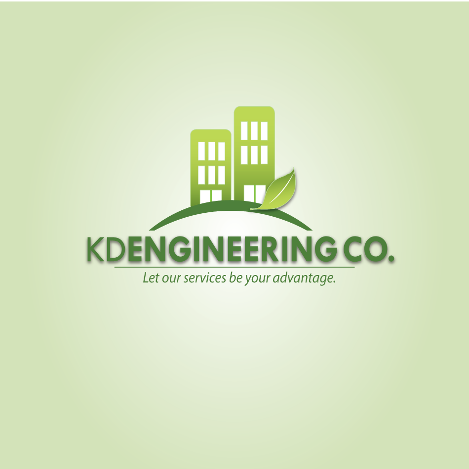 Logo Design by moonflower - Entry No. 4 in the Logo Design Contest KD Engineering Co..
