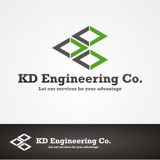 Logo Design by wync - Entry No. 6 in the Logo Design Contest KD Engineering Co..