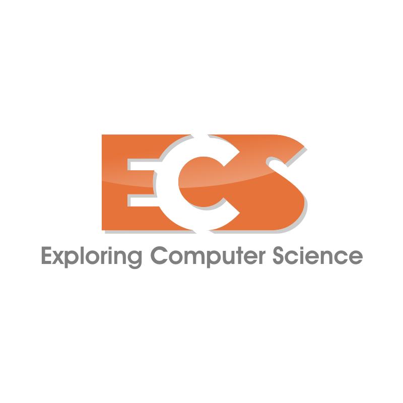 Logo Design by Rudy - Entry No. 7 in the Logo Design Contest ECS - Exploring Computer Science.