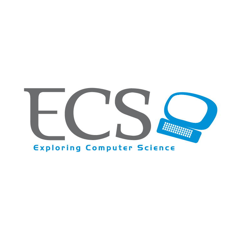 Logo Design by aesthetic-art - Entry No. 11 in the Logo Design Contest ECS - Exploring Computer Science.