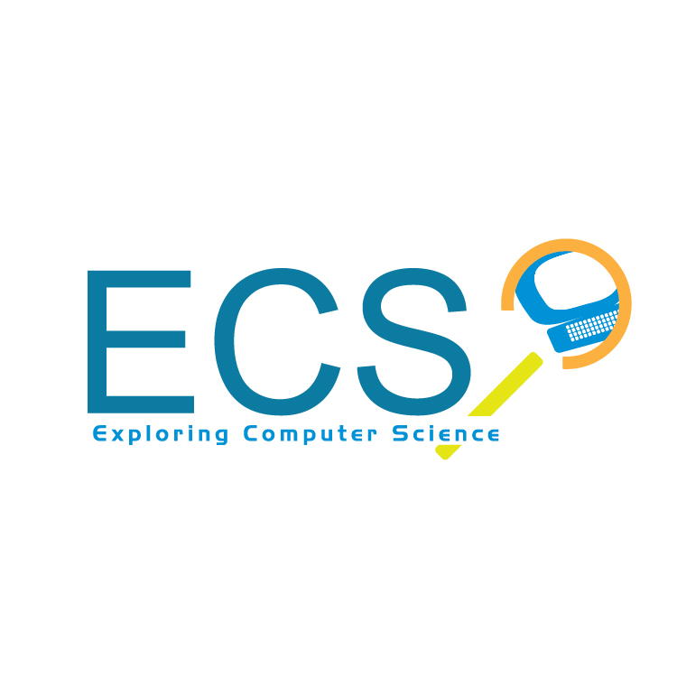 Logo Design by aesthetic-art - Entry No. 12 in the Logo Design Contest ECS - Exploring Computer Science.