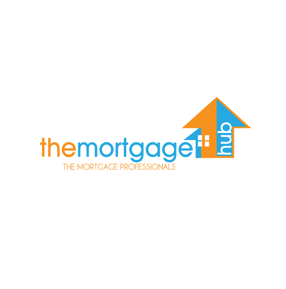 Logo Design by moonflower - Entry No. 41 in the Logo Design Contest The Mortgage Hub.