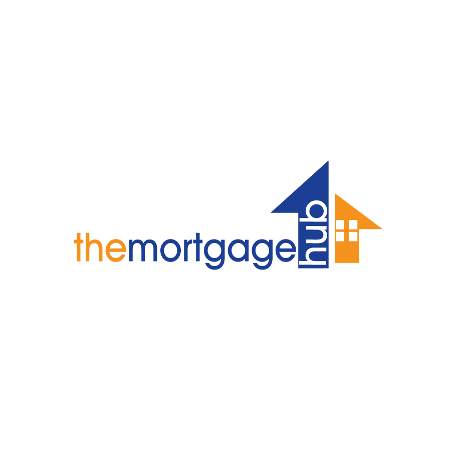 Logo Design by moonflower - Entry No. 43 in the Logo Design Contest The Mortgage Hub.