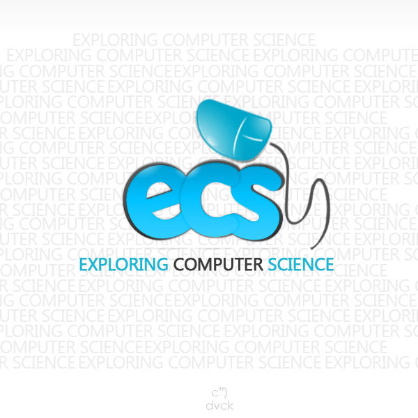 Logo Design by rockpinoy - Entry No. 20 in the Logo Design Contest ECS - Exploring Computer Science.