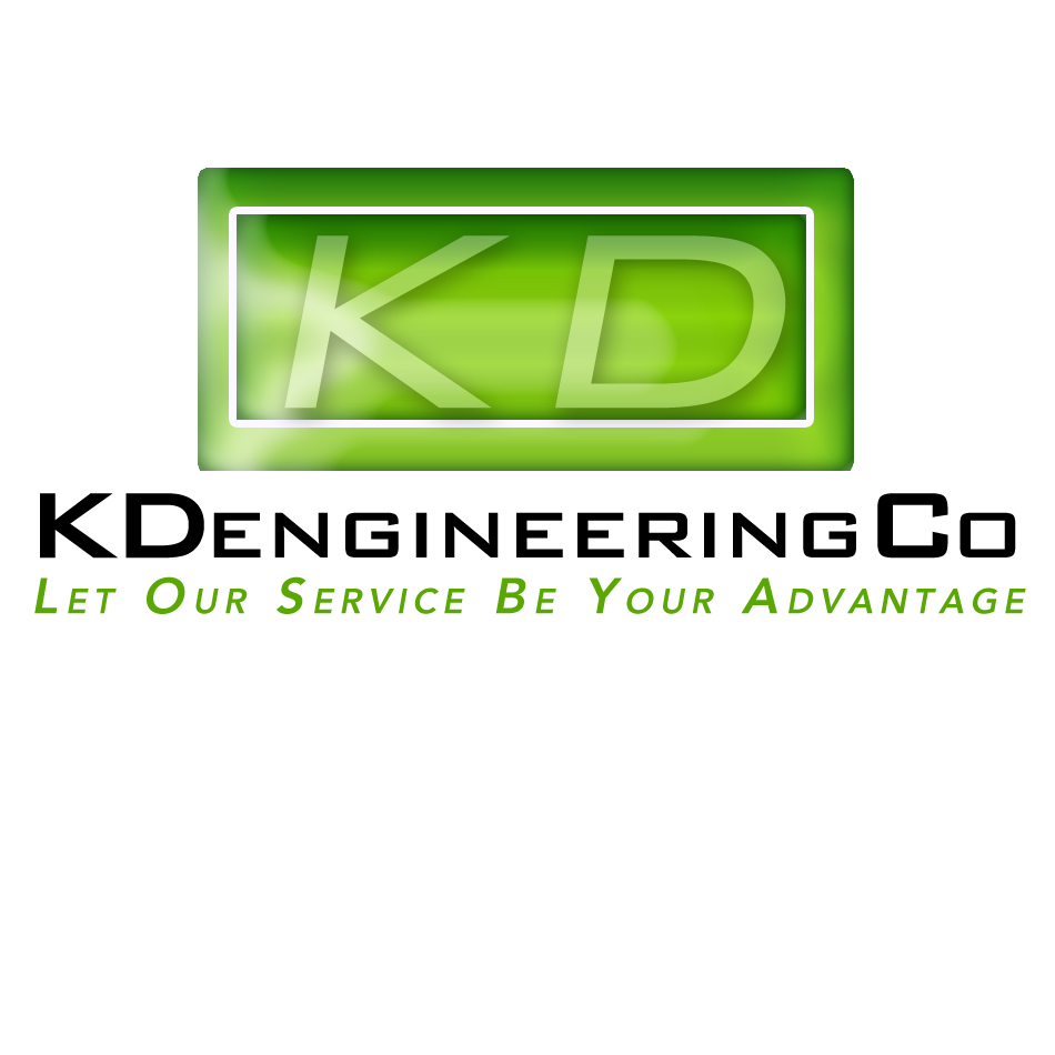 Logo Design by keekee360 - Entry No. 8 in the Logo Design Contest KD Engineering Co..
