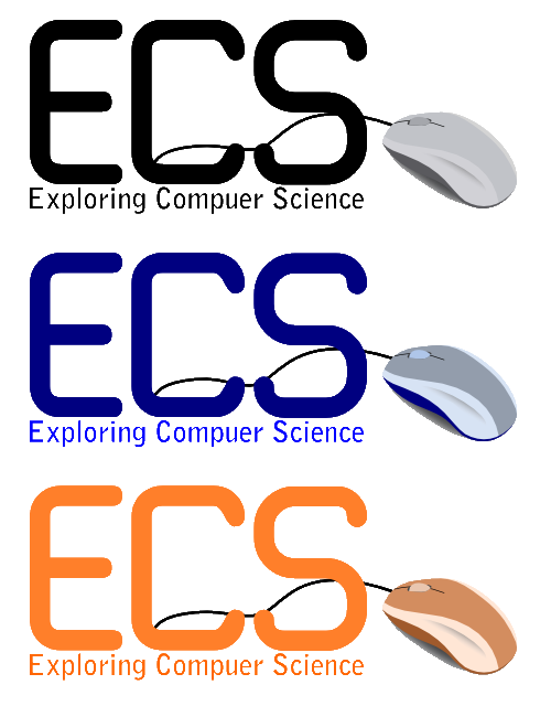 Logo Design by andrei_pele - Entry No. 22 in the Logo Design Contest ECS - Exploring Computer Science.
