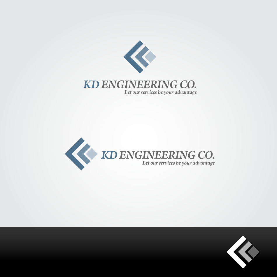 Logo Design by GraySource - Entry No. 12 in the Logo Design Contest KD Engineering Co..