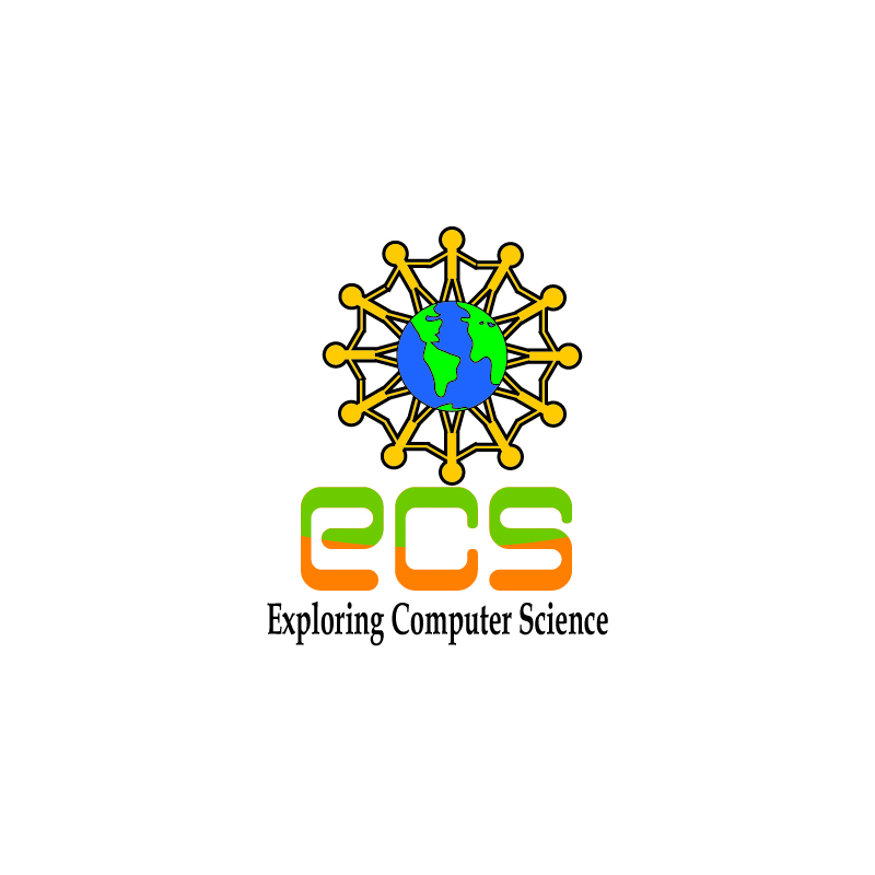 Logo Design by devil_art213 - Entry No. 29 in the Logo Design Contest ECS - Exploring Computer Science.