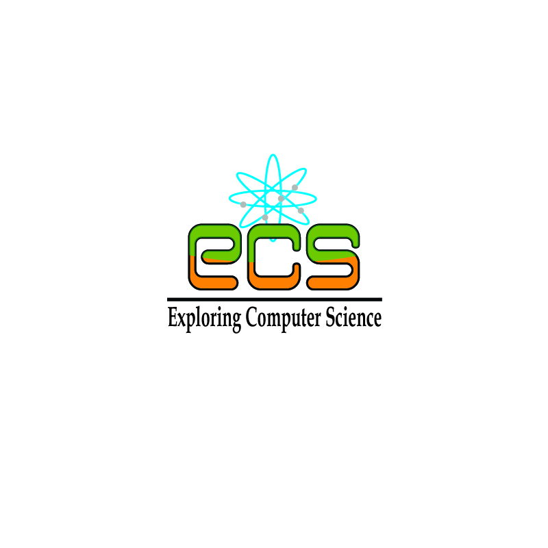 Logo Design by devil_art213 - Entry No. 30 in the Logo Design Contest ECS - Exploring Computer Science.