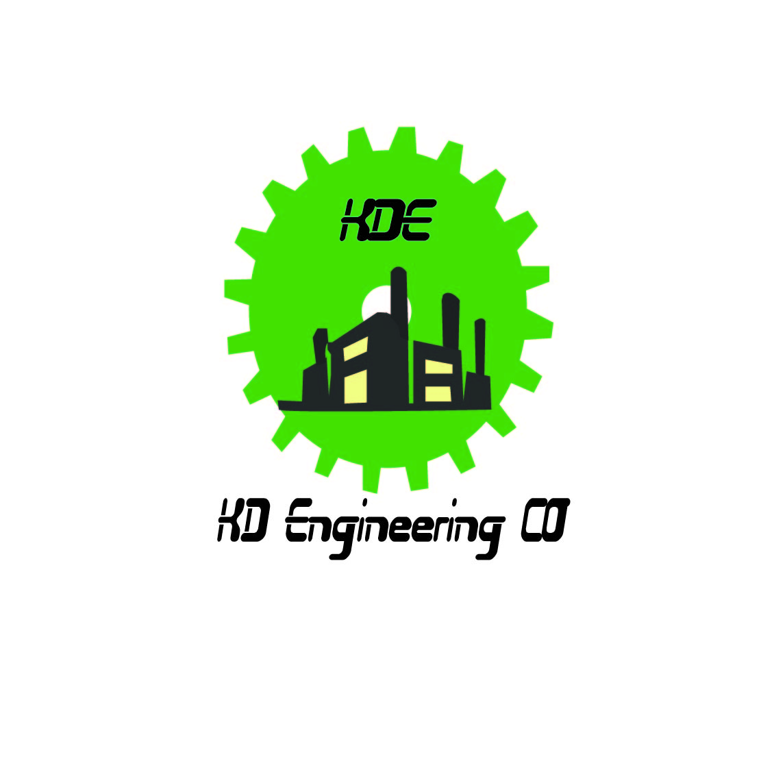 Logo Design by Saunter - Entry No. 15 in the Logo Design Contest KD Engineering Co..