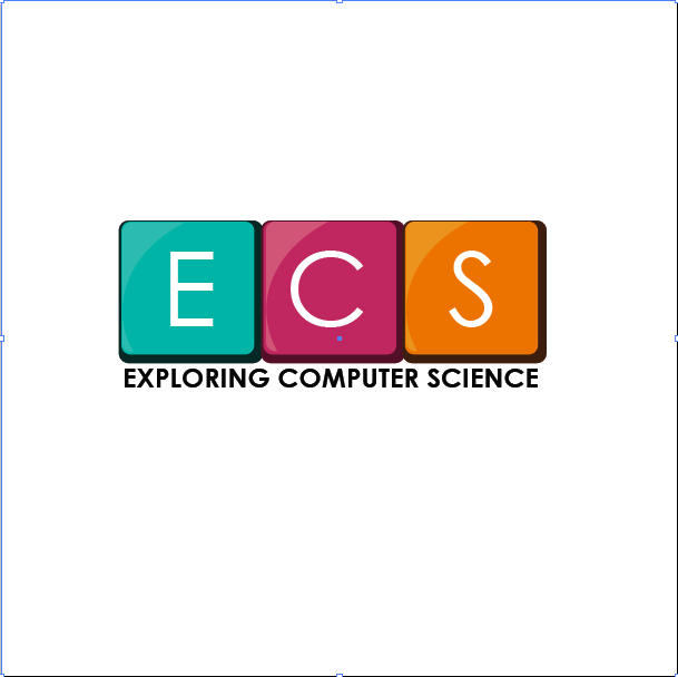Logo Design by Carlos Lizarraga - Entry No. 35 in the Logo Design Contest ECS - Exploring Computer Science.