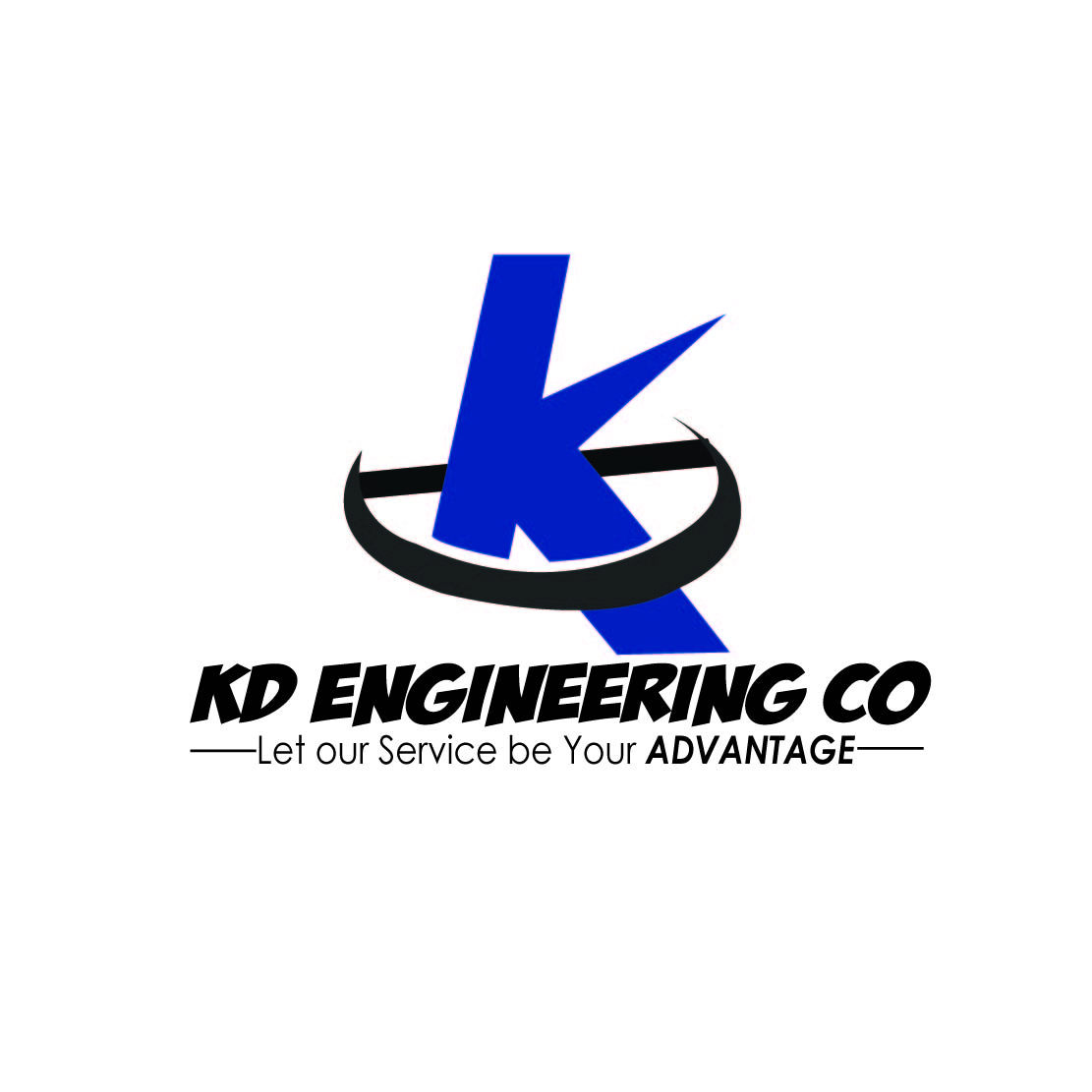 Logo Design by Saunter - Entry No. 17 in the Logo Design Contest KD Engineering Co..