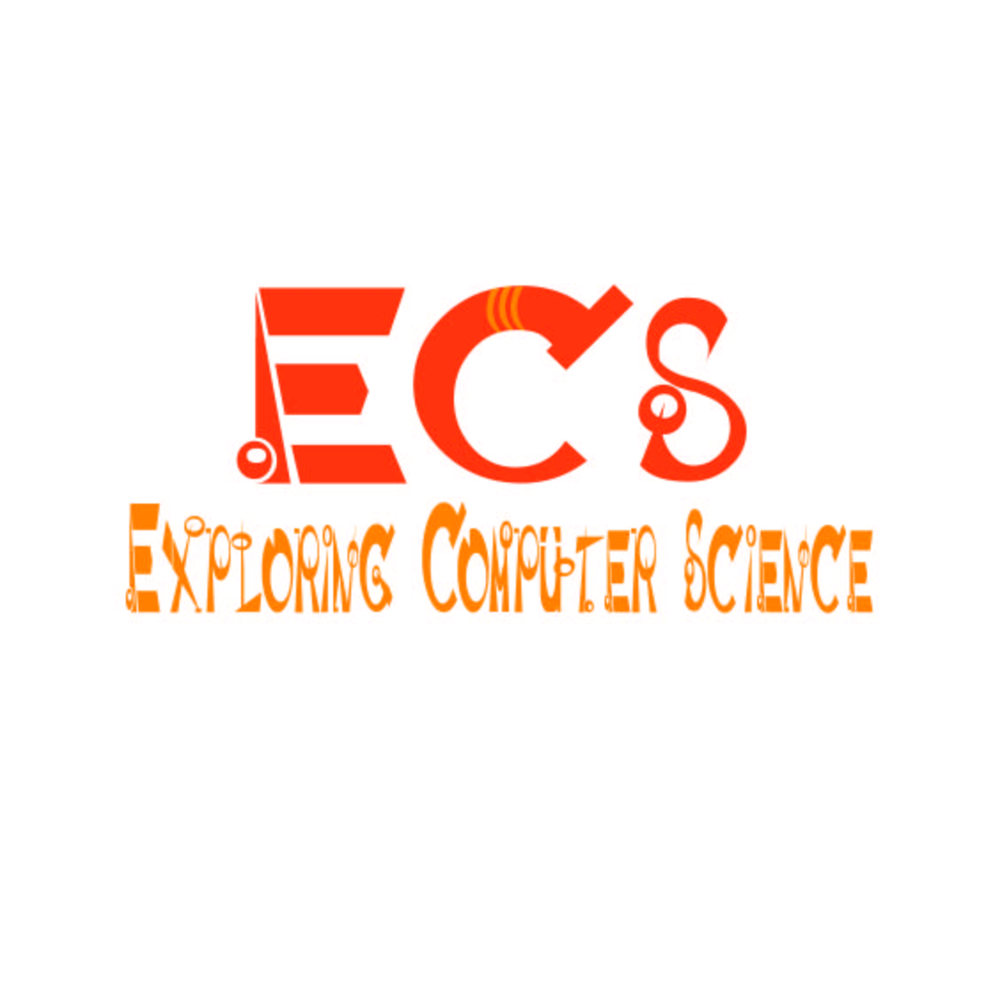 Logo Design by Saunter - Entry No. 48 in the Logo Design Contest ECS - Exploring Computer Science.