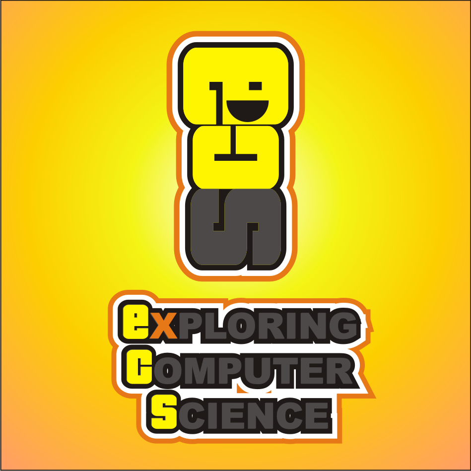 Logo Design by vector.five - Entry No. 53 in the Logo Design Contest ECS - Exploring Computer Science.