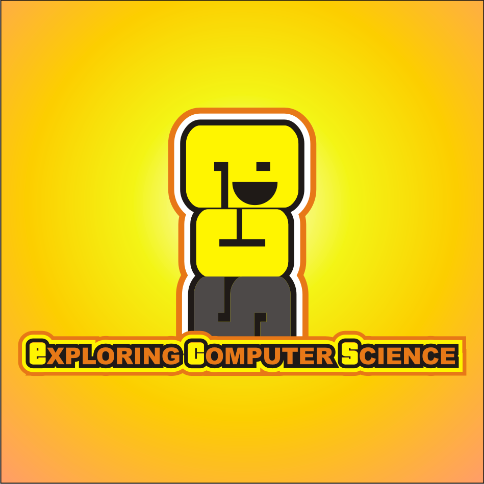 Logo Design by vector.five - Entry No. 54 in the Logo Design Contest ECS - Exploring Computer Science.