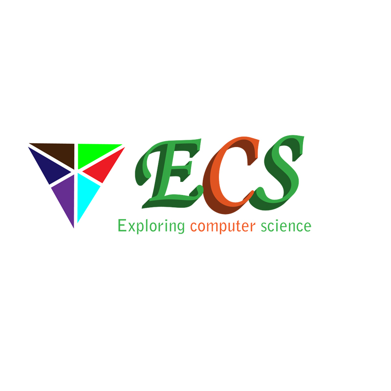 Logo Design by devil_art213 - Entry No. 80 in the Logo Design Contest ECS - Exploring Computer Science.