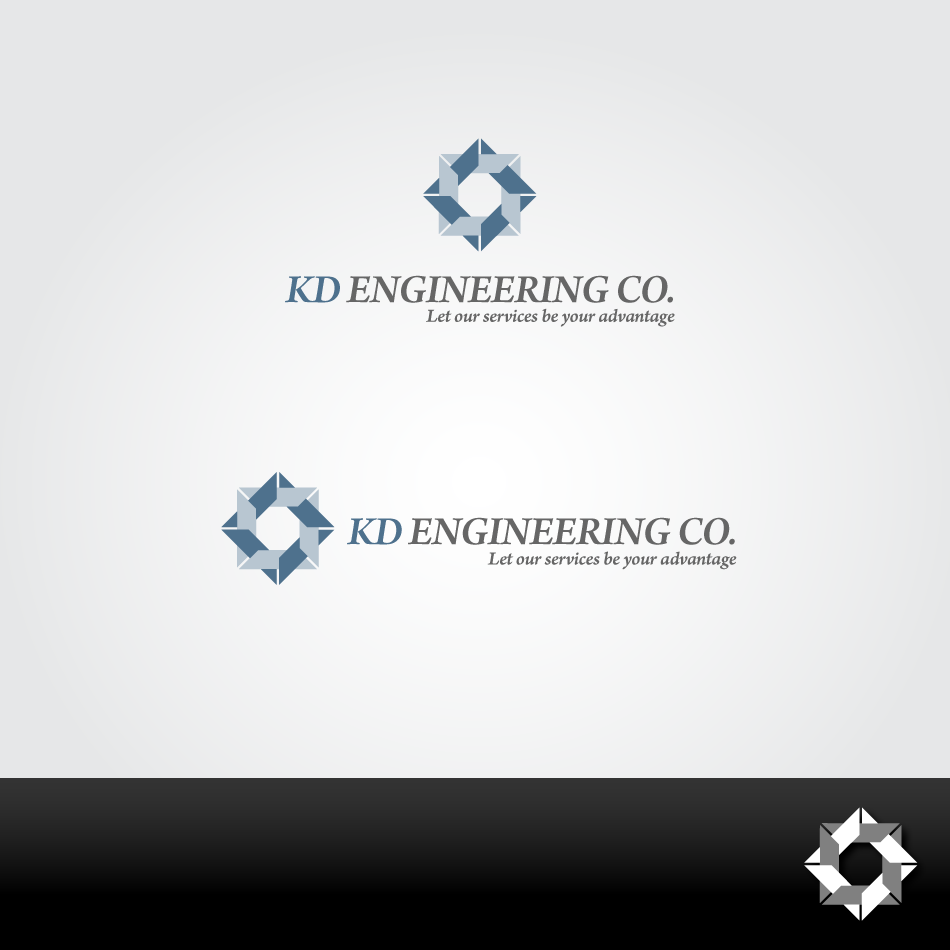 Logo Design by GraySource - Entry No. 25 in the Logo Design Contest KD Engineering Co..