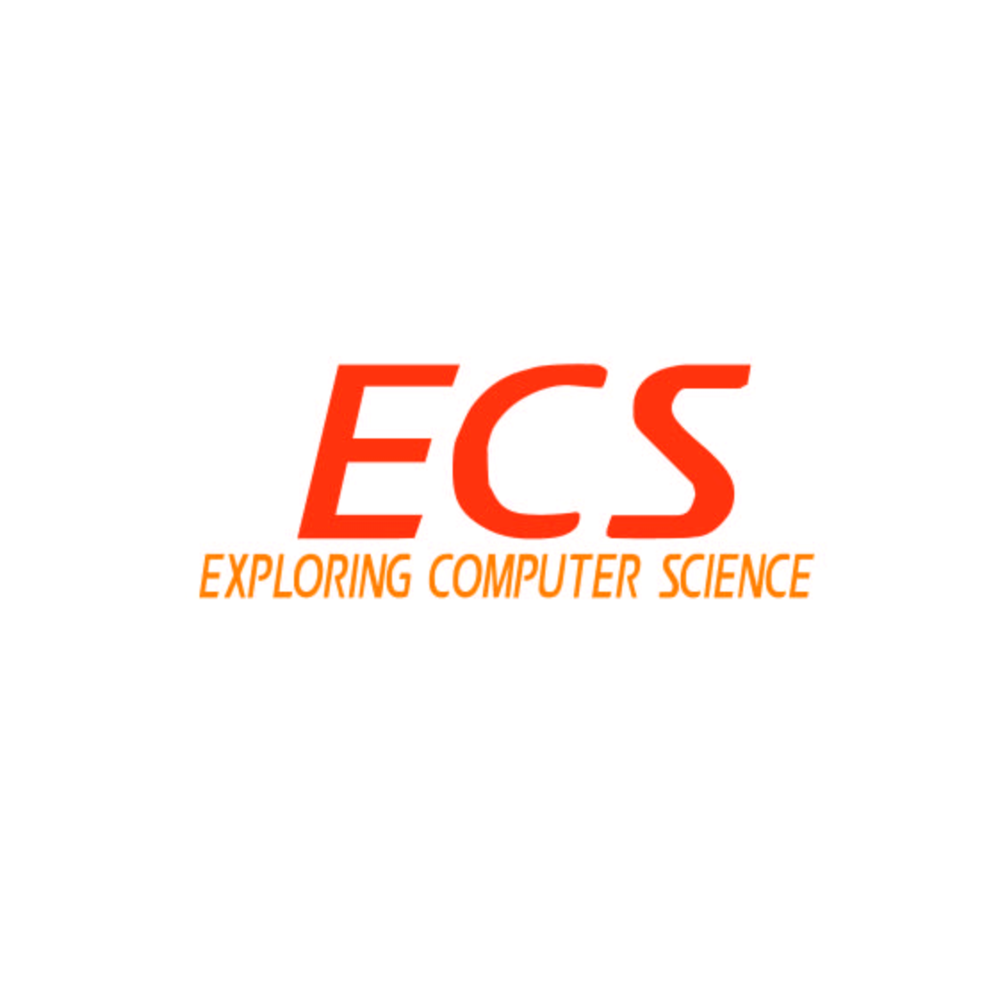Logo Design by Saunter - Entry No. 85 in the Logo Design Contest ECS - Exploring Computer Science.