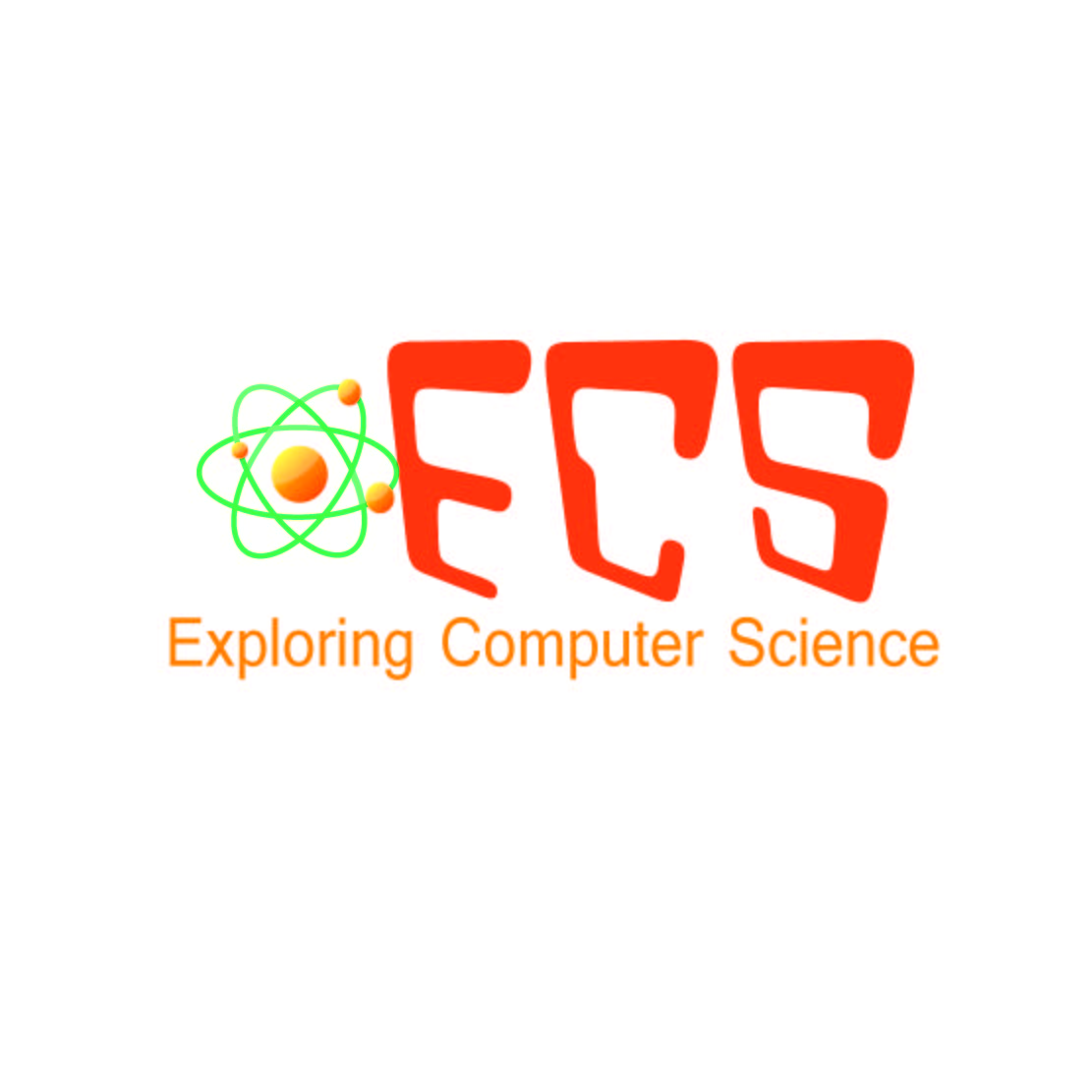 Logo Design by Saunter - Entry No. 86 in the Logo Design Contest ECS - Exploring Computer Science.