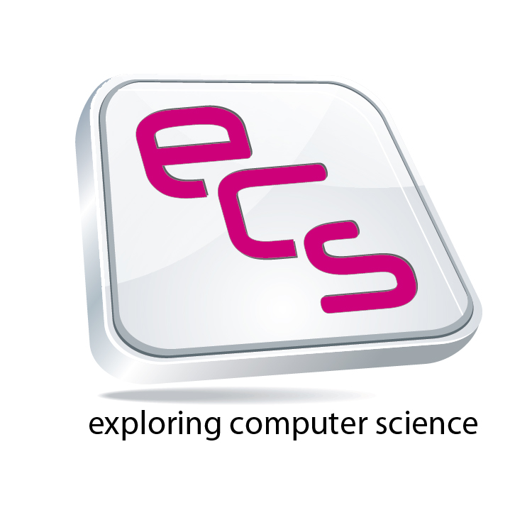 Logo Design by aesthetic-art - Entry No. 87 in the Logo Design Contest ECS - Exploring Computer Science.