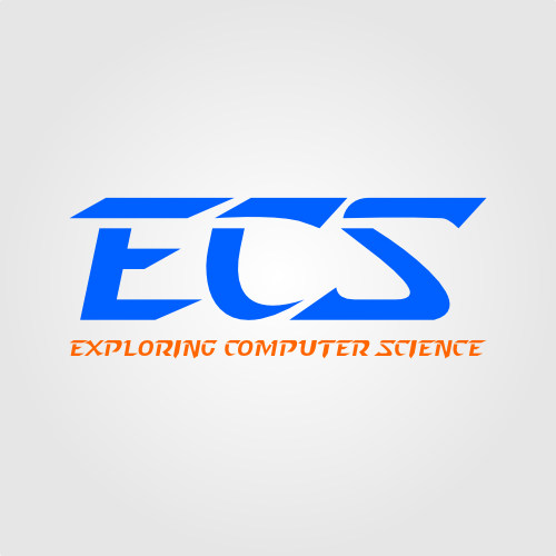 Logo Design by profahmed - Entry No. 89 in the Logo Design Contest ECS - Exploring Computer Science.