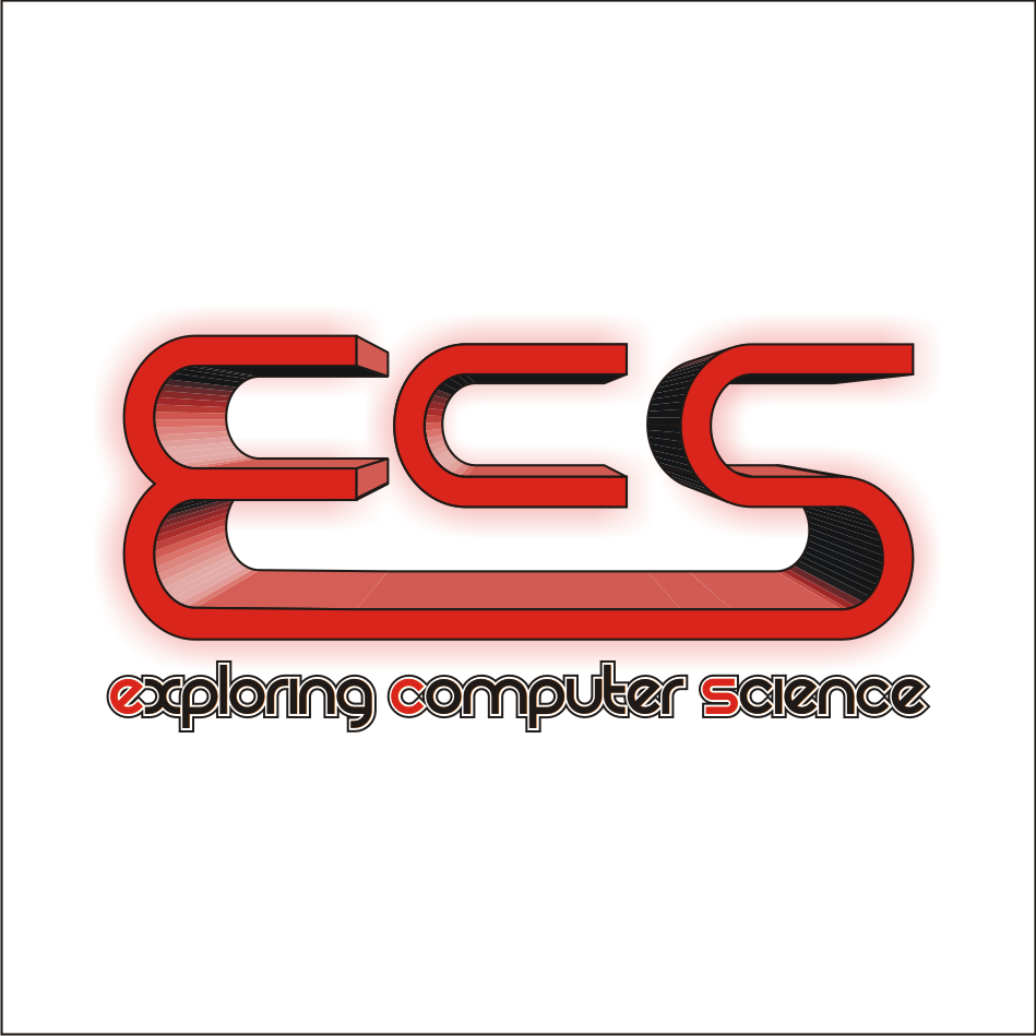 Logo Design by vector.five - Entry No. 92 in the Logo Design Contest ECS - Exploring Computer Science.