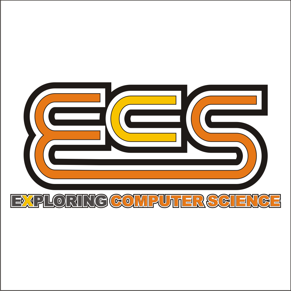 Logo Design by vector.five - Entry No. 93 in the Logo Design Contest ECS - Exploring Computer Science.