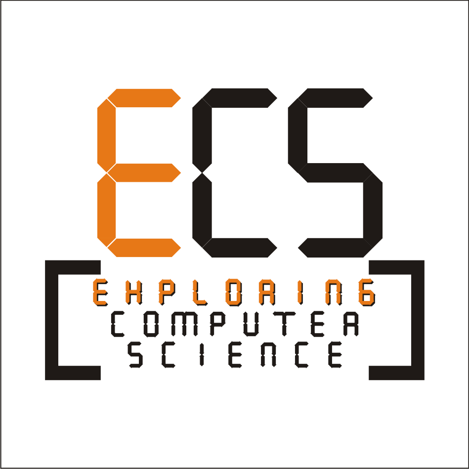 Logo Design by vector.five - Entry No. 97 in the Logo Design Contest ECS - Exploring Computer Science.