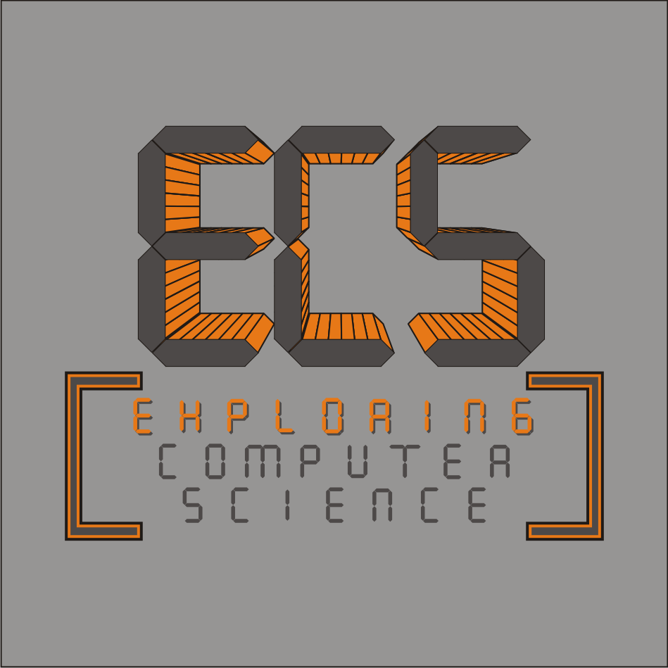 Logo Design by vector.five - Entry No. 98 in the Logo Design Contest ECS - Exploring Computer Science.