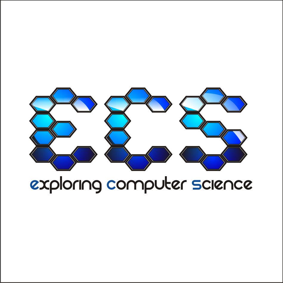 Logo Design by vector.five - Entry No. 101 in the Logo Design Contest ECS - Exploring Computer Science.